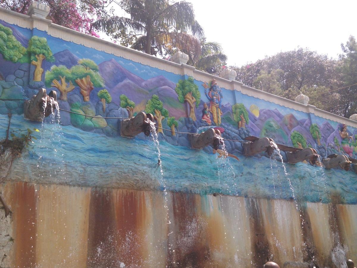 Papavinasam Theertham at Tirumala Hills