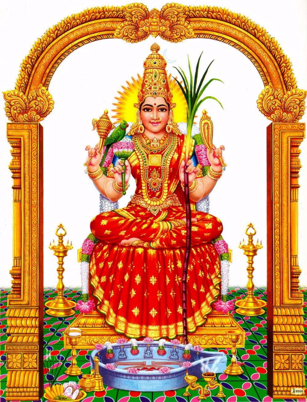 kamakshi amman4